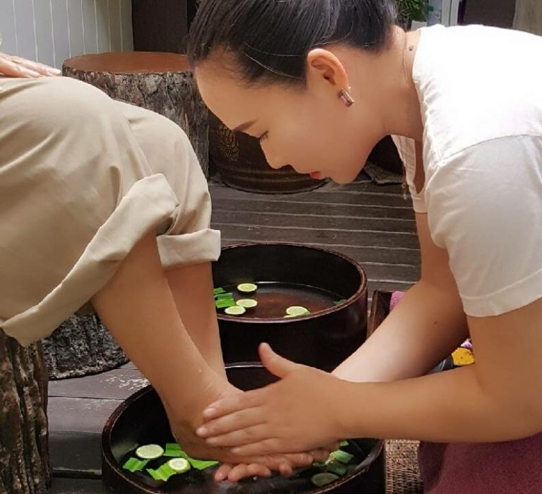 Foot Massage Chiang Mai